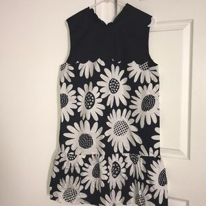 Victoria Beckham - Target Black & White Dress - XL